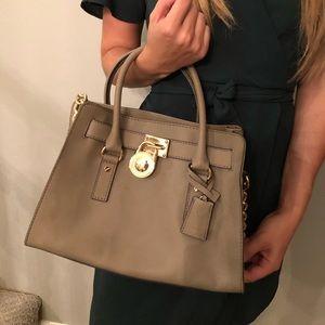 New Michael Kors Hamilton Bag